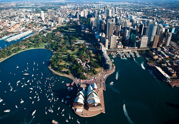 Nine Ways To Tour Sydney Without Going Broke