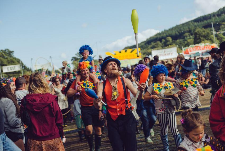 Greenman Festival Wales