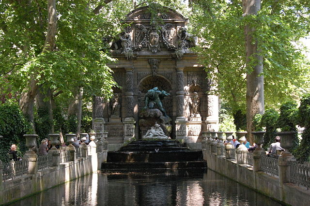 Luxenbourg Gardens Paris