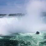 Niagara Falls, Horseshoe Falls, Canada