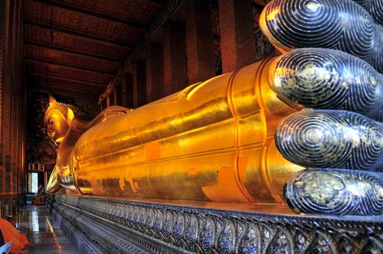 Reclining Budddah Wat Pho