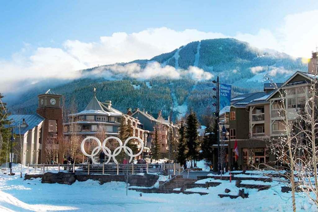 Whitler Village, British Columbia, Canada