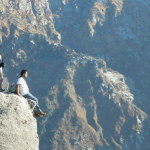 Hiking the Mysterious Mountains of McLeodgunj and Triund Near New Delhi India