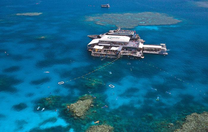 Agincourt Reef Australia