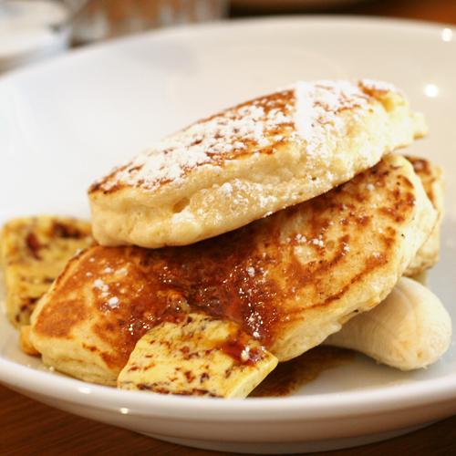 Bill's Ricotta Pancakes - Australia