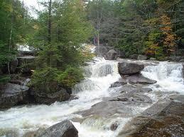 Diana's Baths Waterfalls