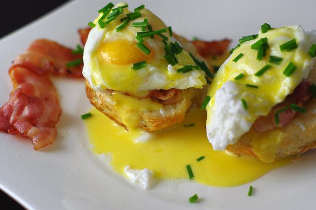 Eggs Benedict - USA