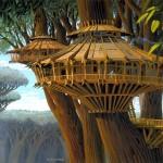 Star Wars Tree House