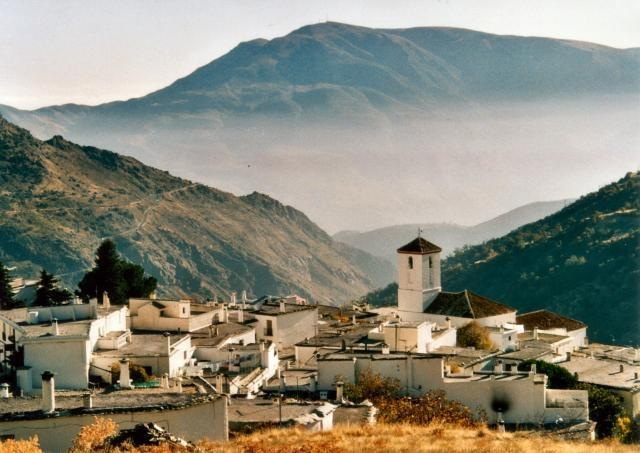 La Alpujarra District Granada Spain