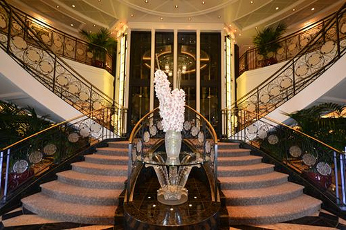 Oceania Grand Staircase