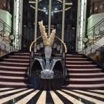 Oceania Marina Grand Staircase