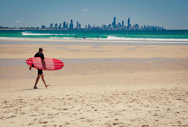 Queensland Australia Beach