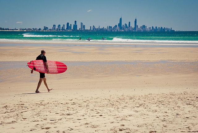 Queensland Australia Beach