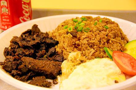 Tapsilog Brunch Dish, Philippines