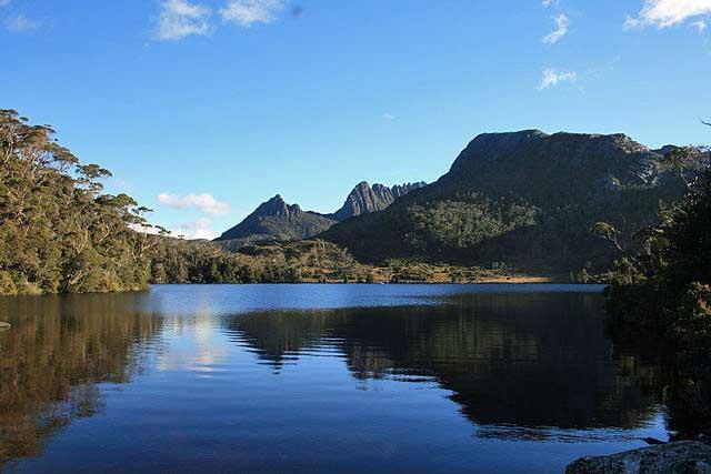 Tasmania Cradle Mountain Lake