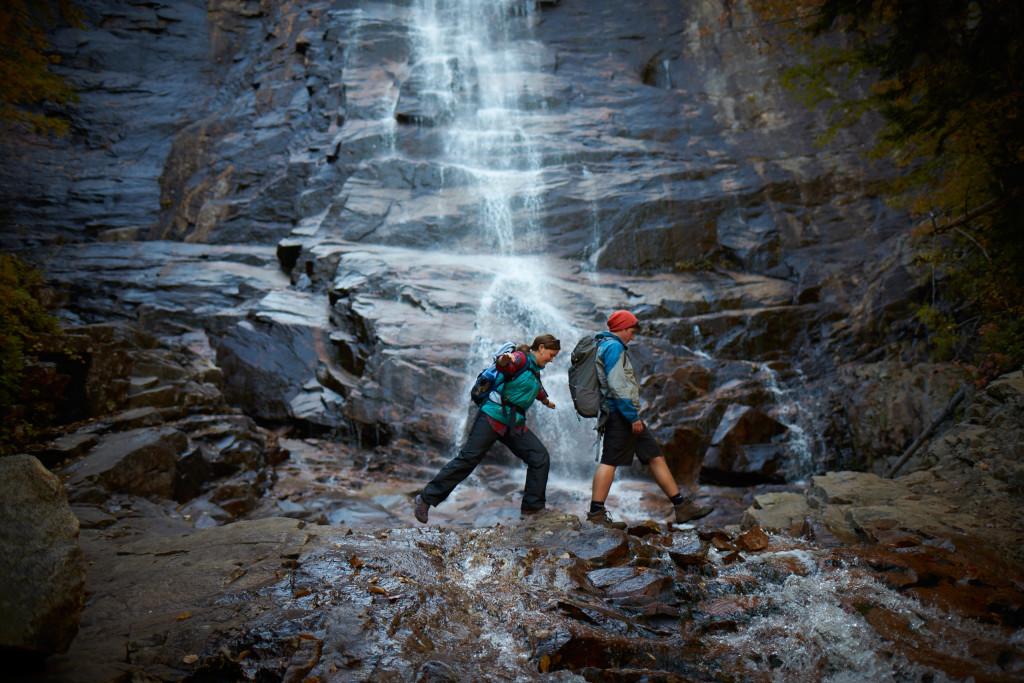 Arethusa Falls, New Hampshire, Courtesy AMC