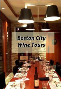 Boston City Wine Tours