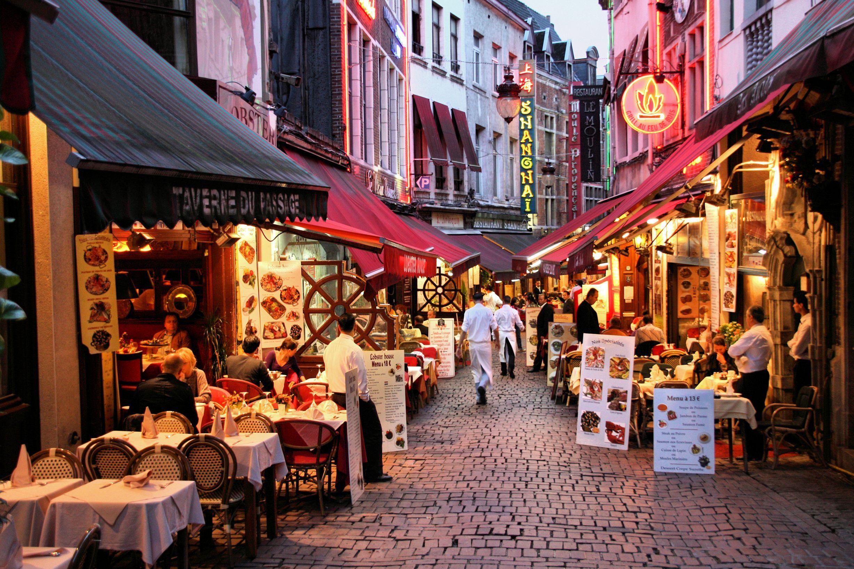 Brussels Restaurant Scene