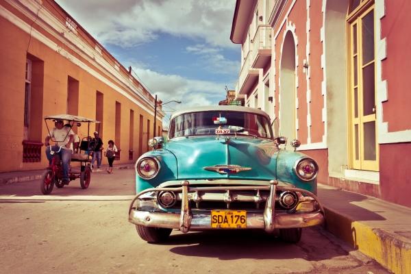 Cuba Travel Tips - Taxi
