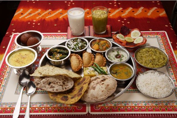 Jaipur India Cuisine