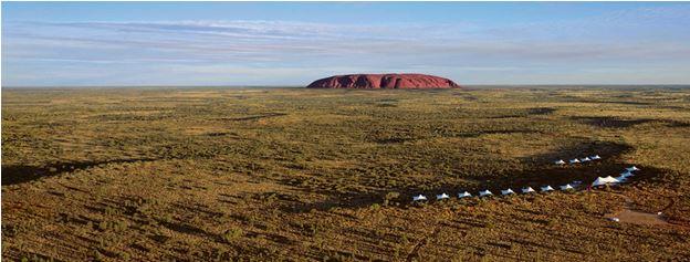 Longitude 131 Ayers Rock Australia