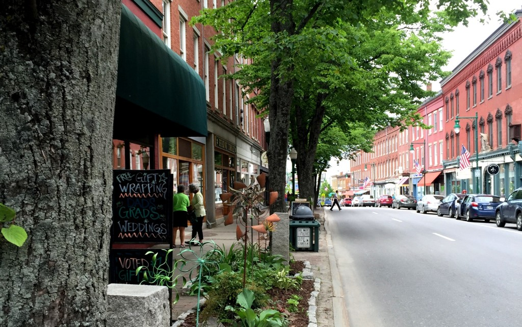 Main Street Rockland Maine