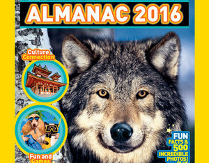 National Geographic Kids Almanac Cover