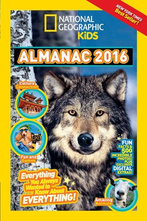 Nat Geo Kids Almanac 2016