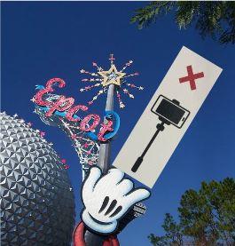 Disney bans selfie sticks