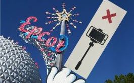 Hold That Smile…Selfie Sticks Are Banned From Disney Parks