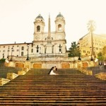 Spanish Steps For Romantic Photos