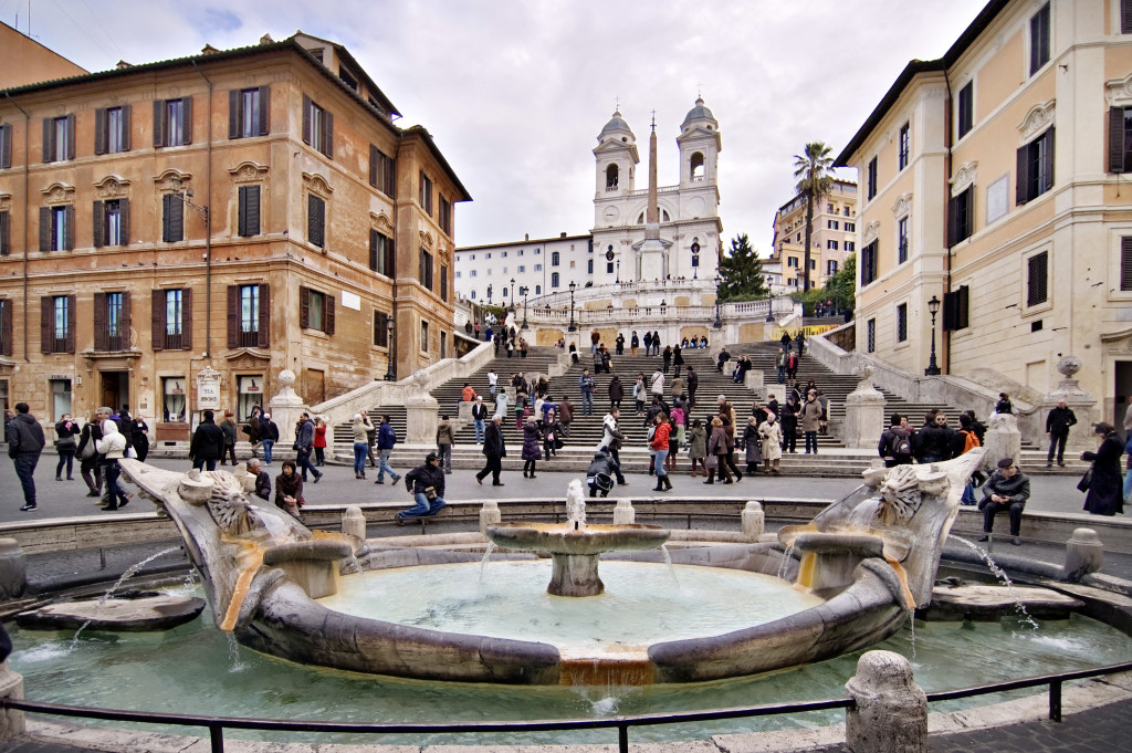 Spanish Step Rome Italy