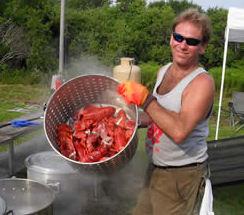 Charleston Rhode Island Seafood Festival