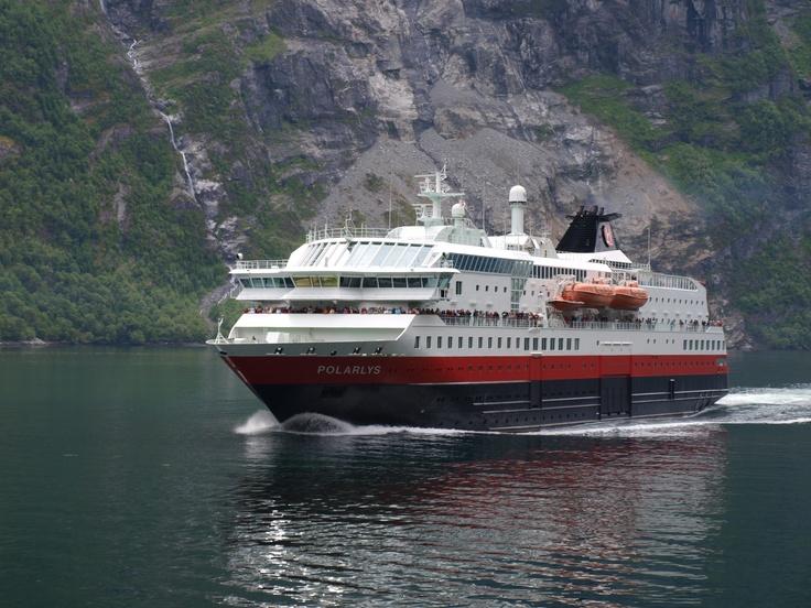 Hertigruten Cruise Norway