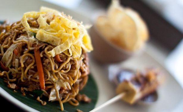 Fried Noodles Bali