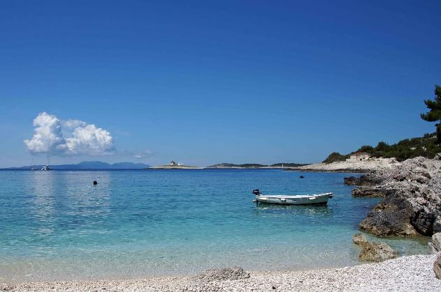 Hvar Beach Croatia