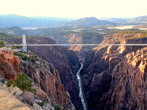 Royal Canyon Gorge Colorado
