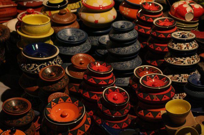Dilli Hatt Market New Delhi
