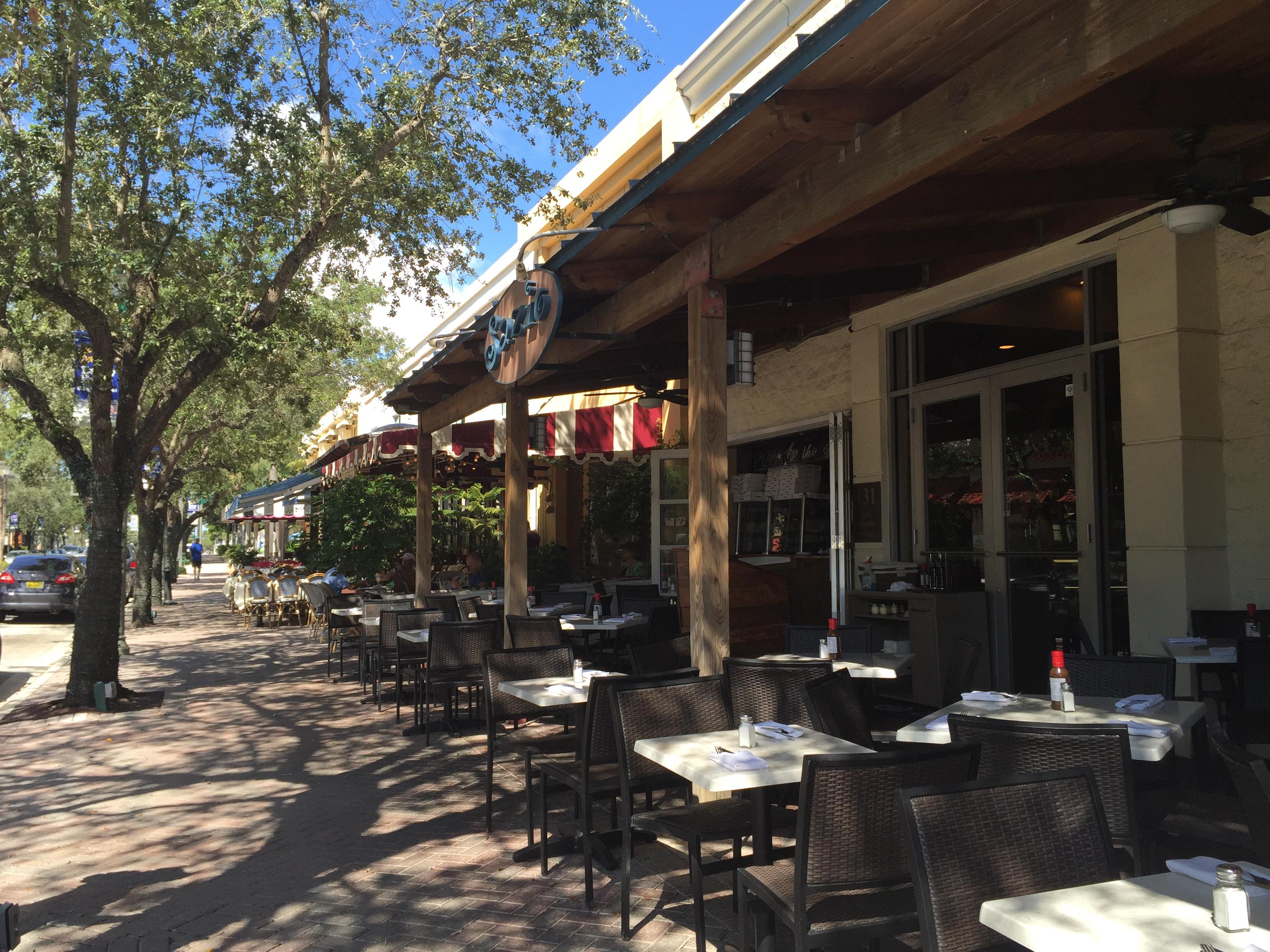 Delray Beach Cafe