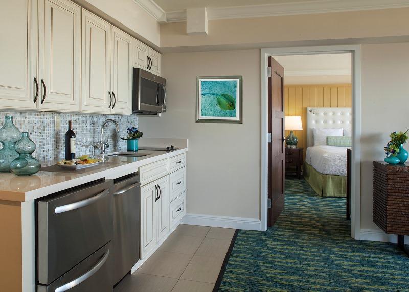 Delray Sands Resort Suite