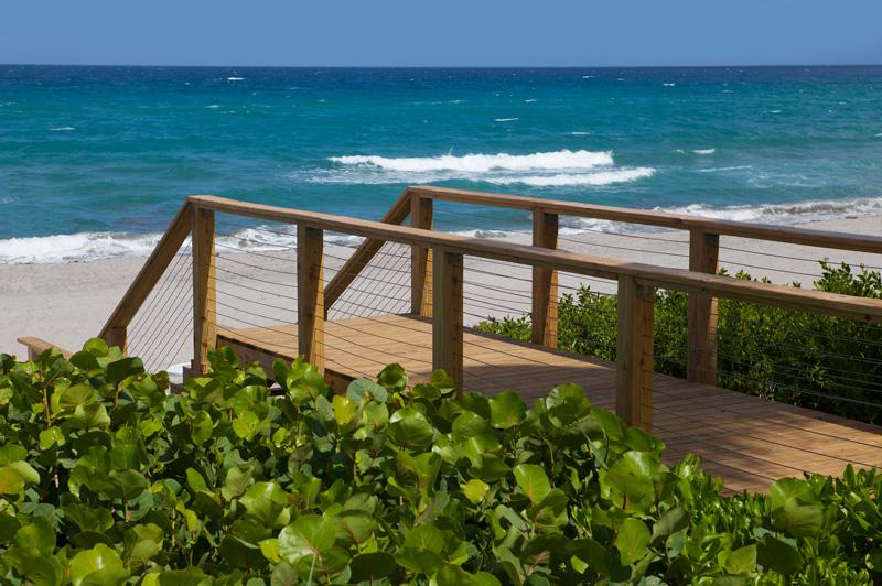 Delray sands Beach Access