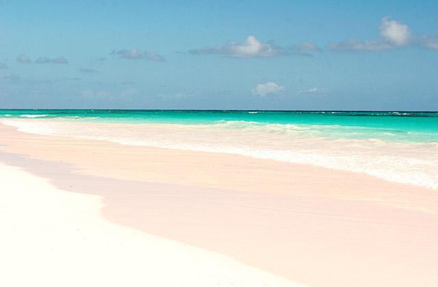 Pink Sands Eleuthera