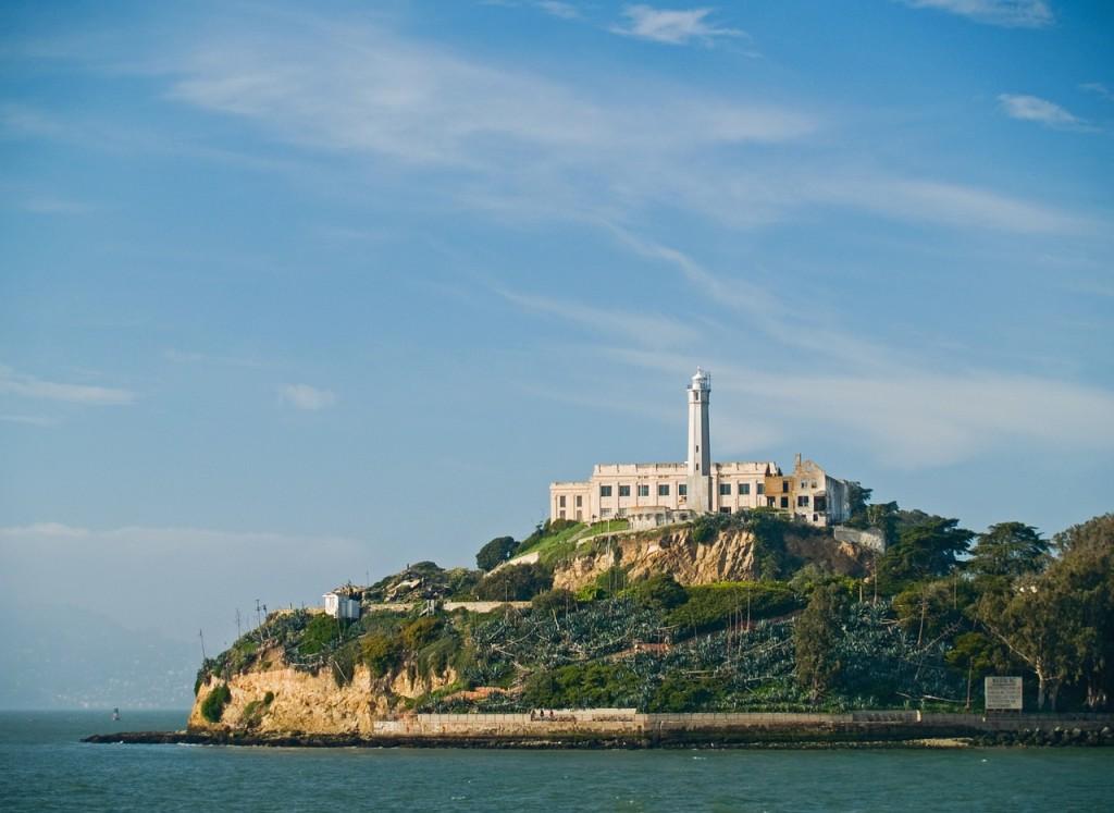 Alcatraz Island San Francicso