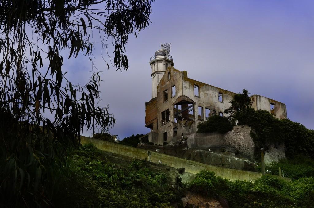 Alcatraz Prison San Francisco