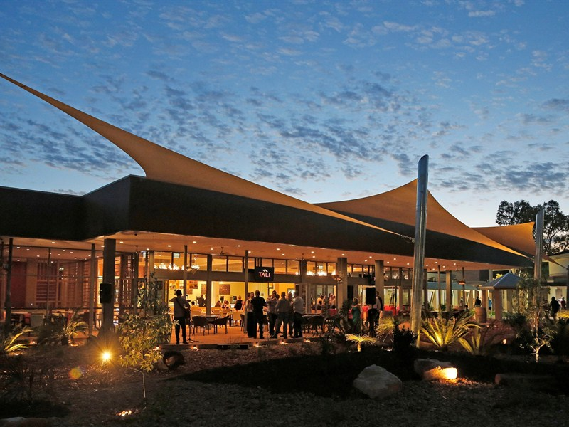 Lasseters Hotel Casino Alice Springs