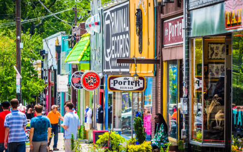 The Best of Atlanta in One Day – See All the Red-Hot Spots!