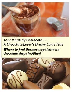 Tour Milan by Chocolate