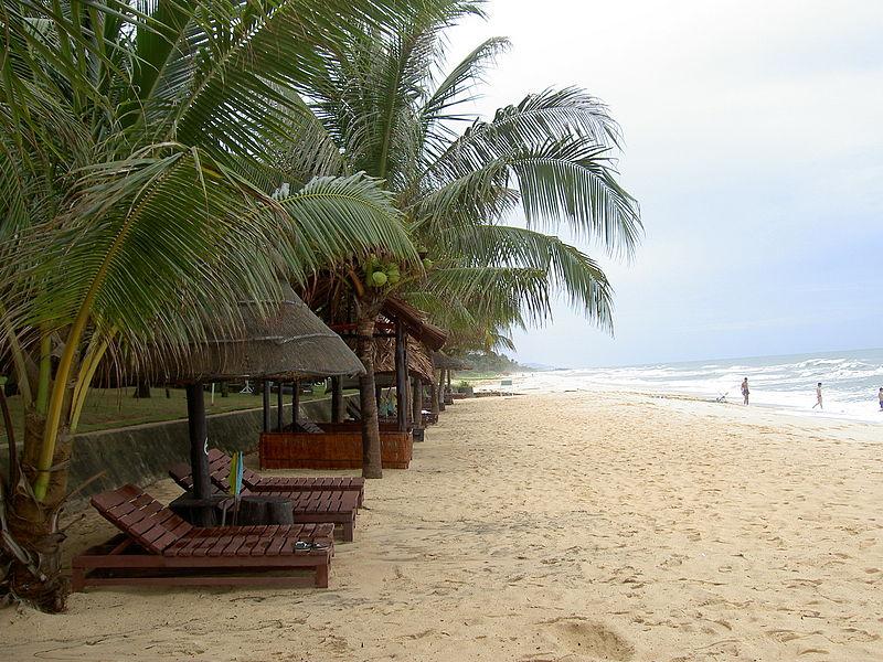 Pho Quoc Beach Vietnam
