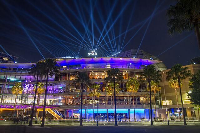 Star Casino Sydney Australia