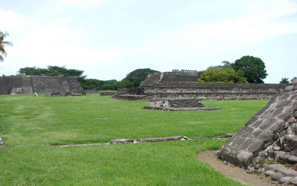 Zempoala Mexico